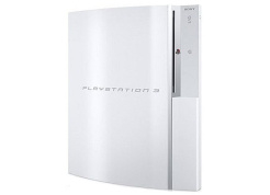 PS3 Phat 160 GB Ceramic White