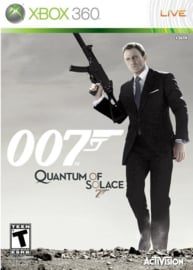 007 Quantum of Solace - Xbox 360
