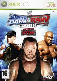 WWE Smackdown vs Raw 2008 - Xbox 360