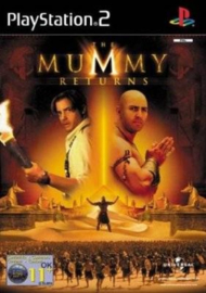The Mummy Returns - PS2