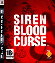 Siren Blood Curse - PS3