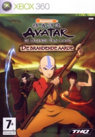 Avatar De Legende van Aang -  De Brandende Aarde