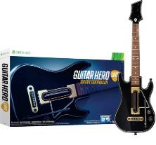 Guitar Hero Live + Gitaar - Xbox 360