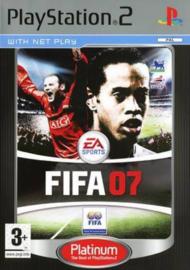 Fifa 07 Platinum - PS2