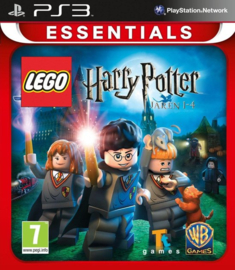 Lego Harry Potter Jaren 1-4 essentials - PS3