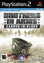 Brothers in Arms Earned in Blood - PS2