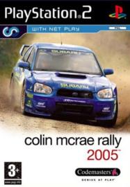 Colin Mcrae 2005 - PS2