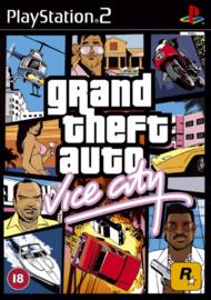 Grand Theft Auto Vice City - PS2