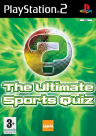 The Ultimate Sports Quiz - PS2