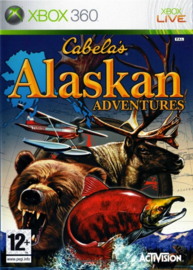 Cabela's Alaskan Adventures - Xbox 360