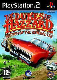 The Dukes of Hazzard Return of the General Lee - PS2