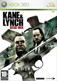 Kane & Lynch Dead Men - Xbox 360