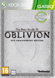 The Elder Scrolls 4 Oblivion 5th Anniversary Edition Classics