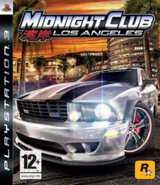 Midnight Club Los Angeles - PS3