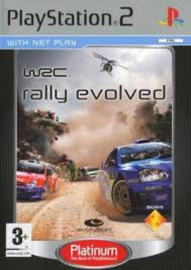 WRC Rally Evolved - PS2