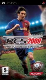 Pro Evolution Soccer 2009 - PSP