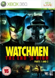 Watchmen The End Is Nigh - Xbox 360