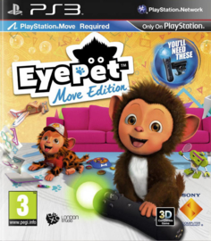 Eyepet Move Edition - PS3