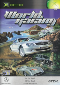 World Racing - Xbox