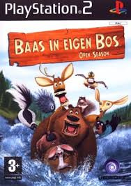 Baas in Eigen Bos - Open Season - PS2