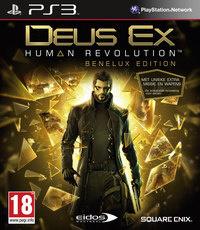 Deus Ex Human Revolution Benelux Edition - PS3