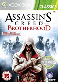 Assassin's Creed Brotherhood  Classics - Xbox 360