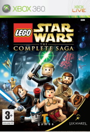 LEGO Star Wars The Complete Saga - Xbox 360