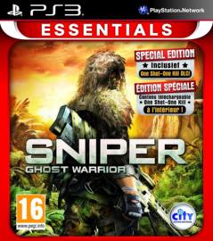 Sniper Ghost Warrior (Essentials) - PS3