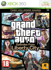 Grand Theft Auto Episodes From Liberty City - Xbox 360