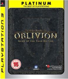 The Elder Scrolls IV Oblivion Platinum