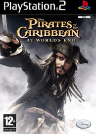 Pirates of the Caribbean At Worlds End - PS2