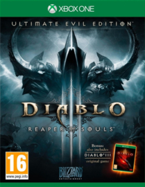 Diablo 3 (III) Reaper of Souls - Xbox One