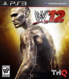 WWE 12 - PS3
