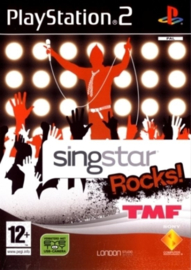 Singstar Rocks! TMF - PS2