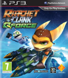 Ratchet & Clank Qforce - PS3