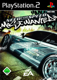 Need For Speed Most Wanted - PS2