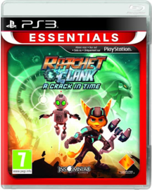 Ratchet & Clank A Crack in Time  Essentials