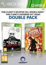Splinter Cell Double Agent + Rainbow Six Vegas Double Pack