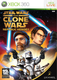 Star Wars The Clone Wars Republic Heroes - Xbox 360