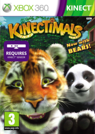 Kinectimals With Bears - Xbox360
