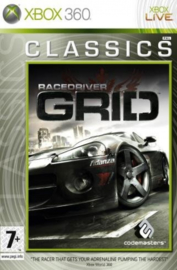Racedriver Grid Classics - Xbox 360