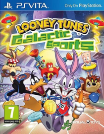 Looney Tunes Galactic Sports - PS Vita