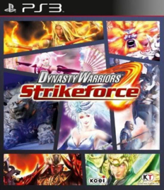 Dynasty Warriors Strikeforce - PS3