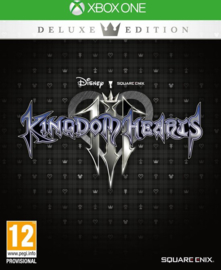 Kingdom Hearts III Deluxe - Xbox One