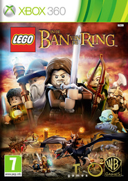 Lego in de Ban van de Ring - Xbox 360