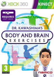 Dr Kawashima's Body Brain Exercises - Xbox 360