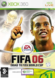 Fifa 06 Road to Fifa World Cup - Xbox 360