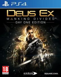 Deus Ex Mankind Divided - PS4
