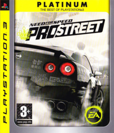 Need for Speed Prostreet Platinum - PS3