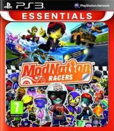 Modnation Racers Essentials  - PS3